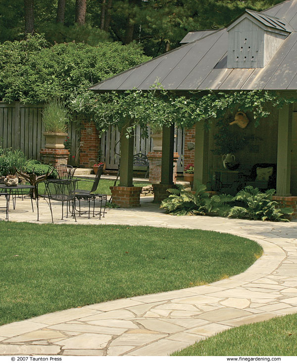 Choosing The Right Paving Materials Finegardening