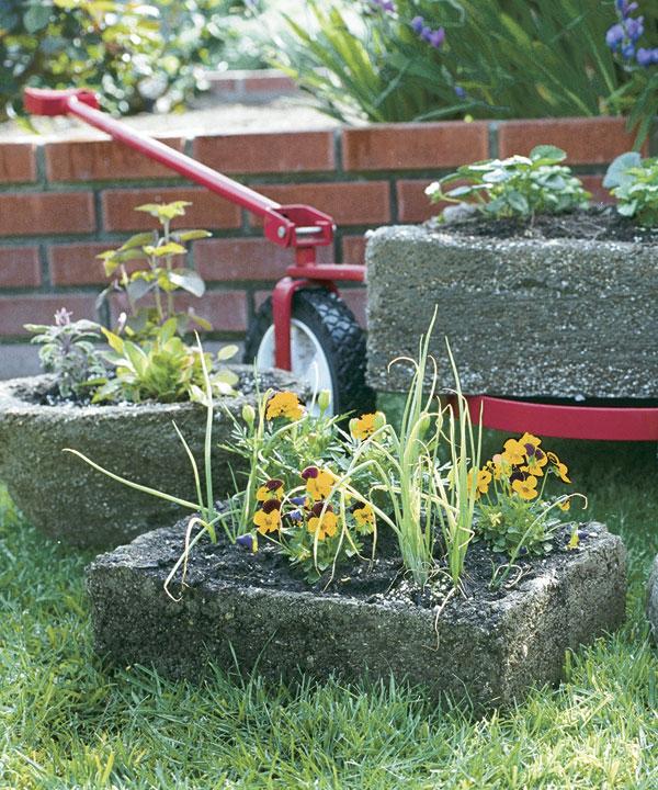 Make a hypertufa trough finegardening - Como hacer una jardinera ...