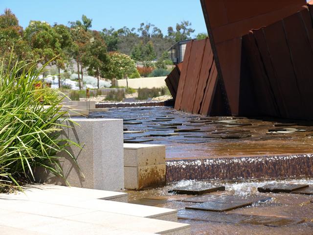 short story on royal botanic gardens  cranbourne  australia