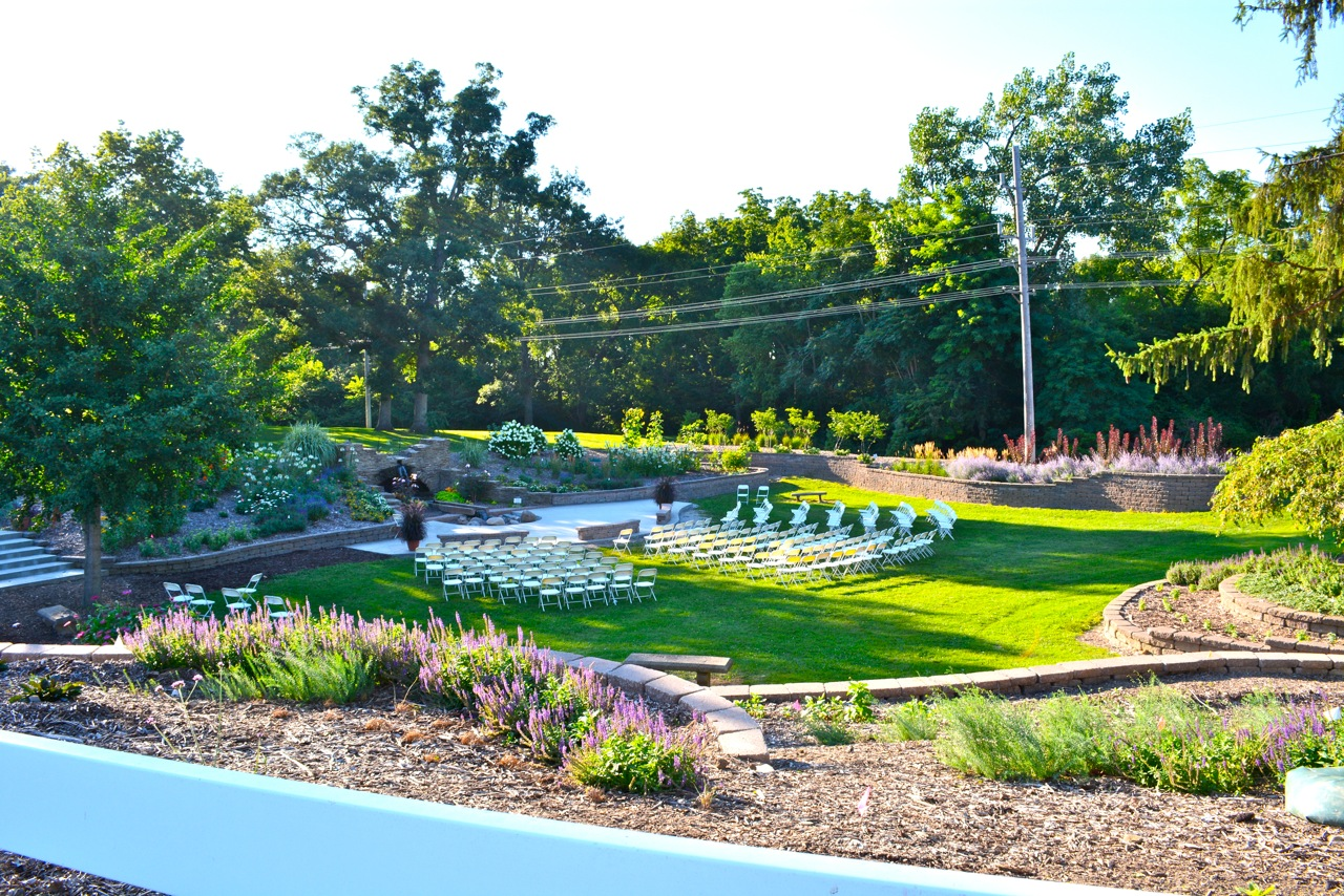 A Restored Sunken Garden In Illinois Finegardening