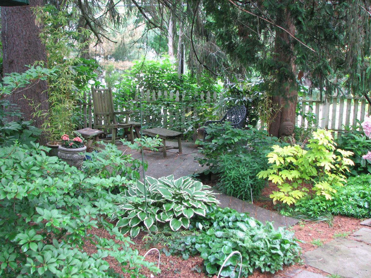 Reader photos denise 39 s garden in upstate new york for Garden design zone 3