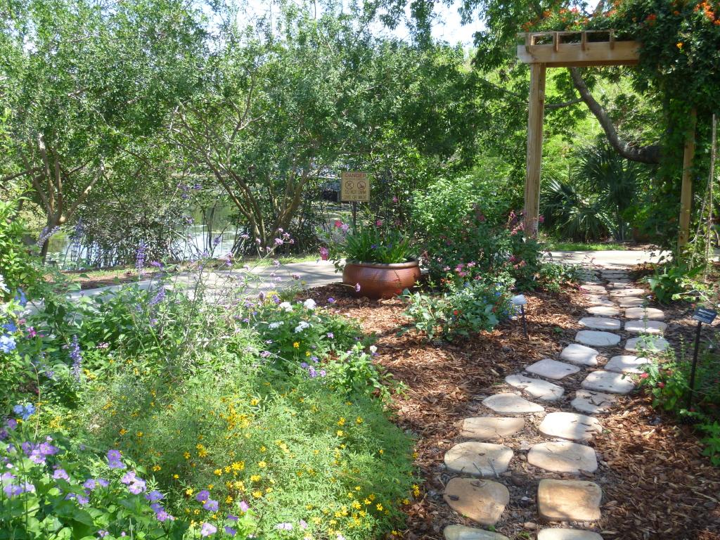 Cottage Gardens: READER PHOTOS! A Cottage Garden In Southern Florida