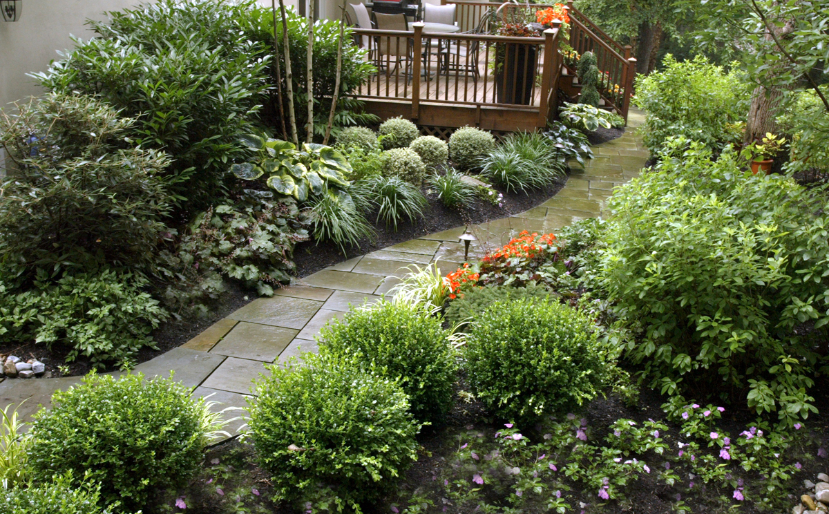 A grotto garden in pennsylvania finegardening for Garden design podcast