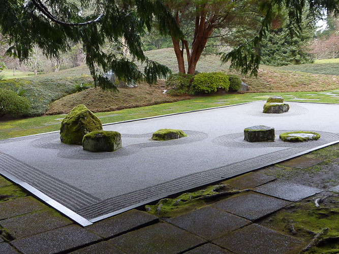 The bloedel reserve whispers wow finegardening for Japanese tea garden design ideas