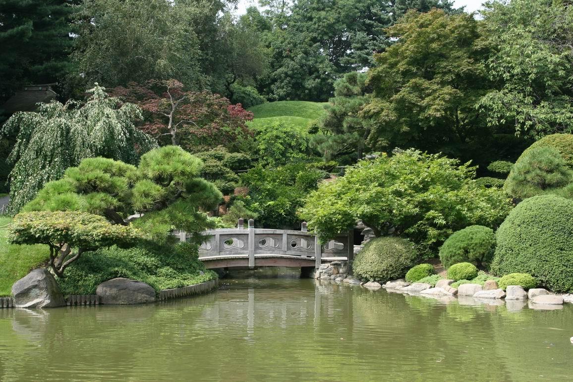 Marvelous A Japanese Garden In New York