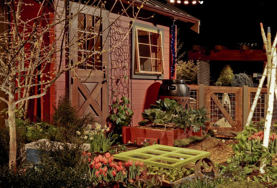Northwest Flower And Garden Show. Display Garden By Seattle Tilth. Watch  The Videosu2026