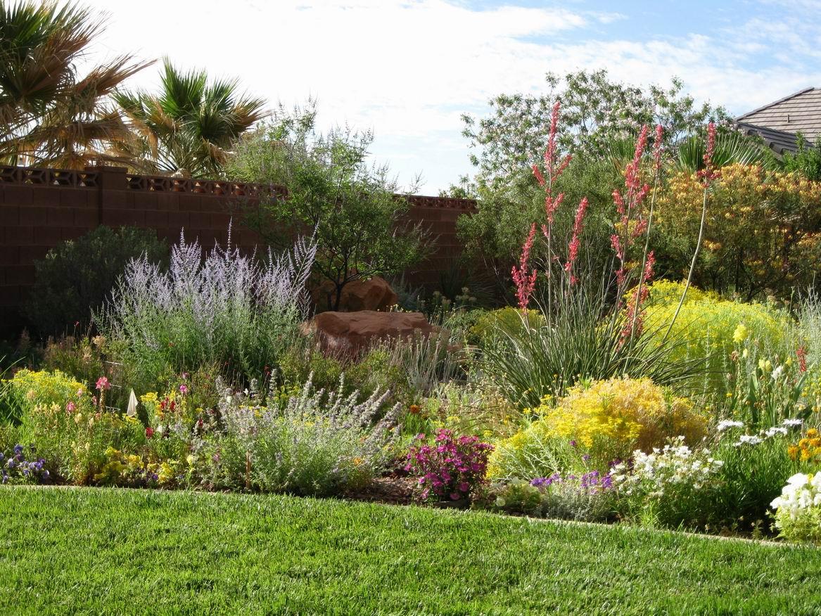 Reader Photo A Second Season In A Utah Garden Finegardening