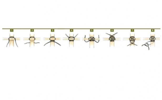 build a bamboo trellis finegardening