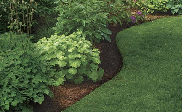 how to keep garden edge defined