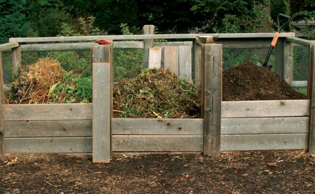 6 ways to make great compost finegardening for Where to start when building a house